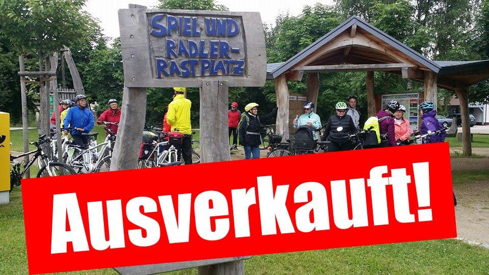 Erste-Ebike-Tour