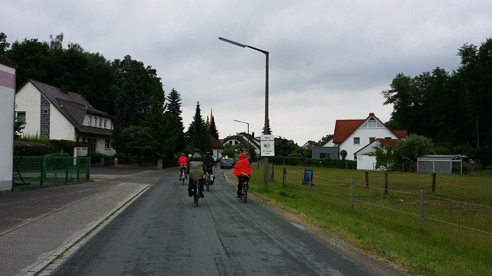 Rückblick:  1. eBike Tour in das hügelige Nürnberger Land 6
