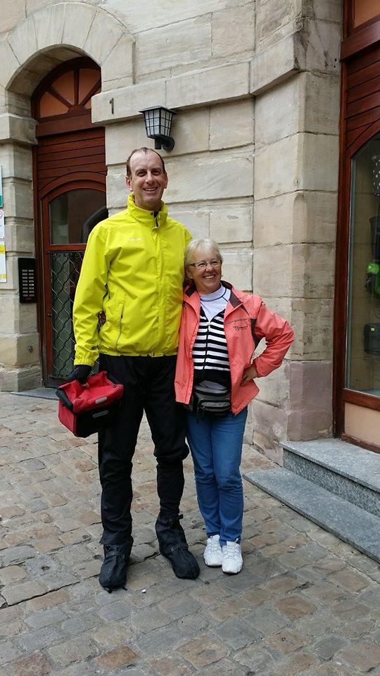 Rückblick:  1. eBike Tour in das hügelige Nürnberger Land 4