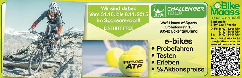 ATP Turnier 2015 - Wir sind dabei! 1