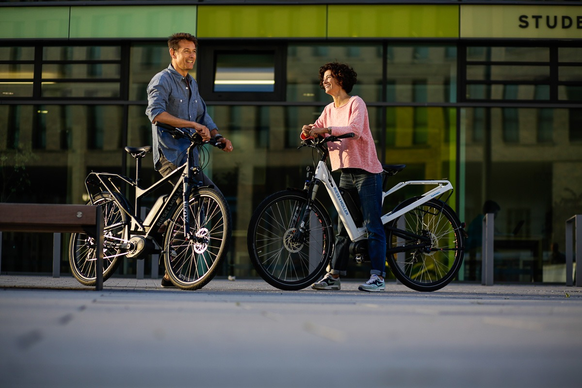Riese & Müller - Delite touring HS / nuvinci HS