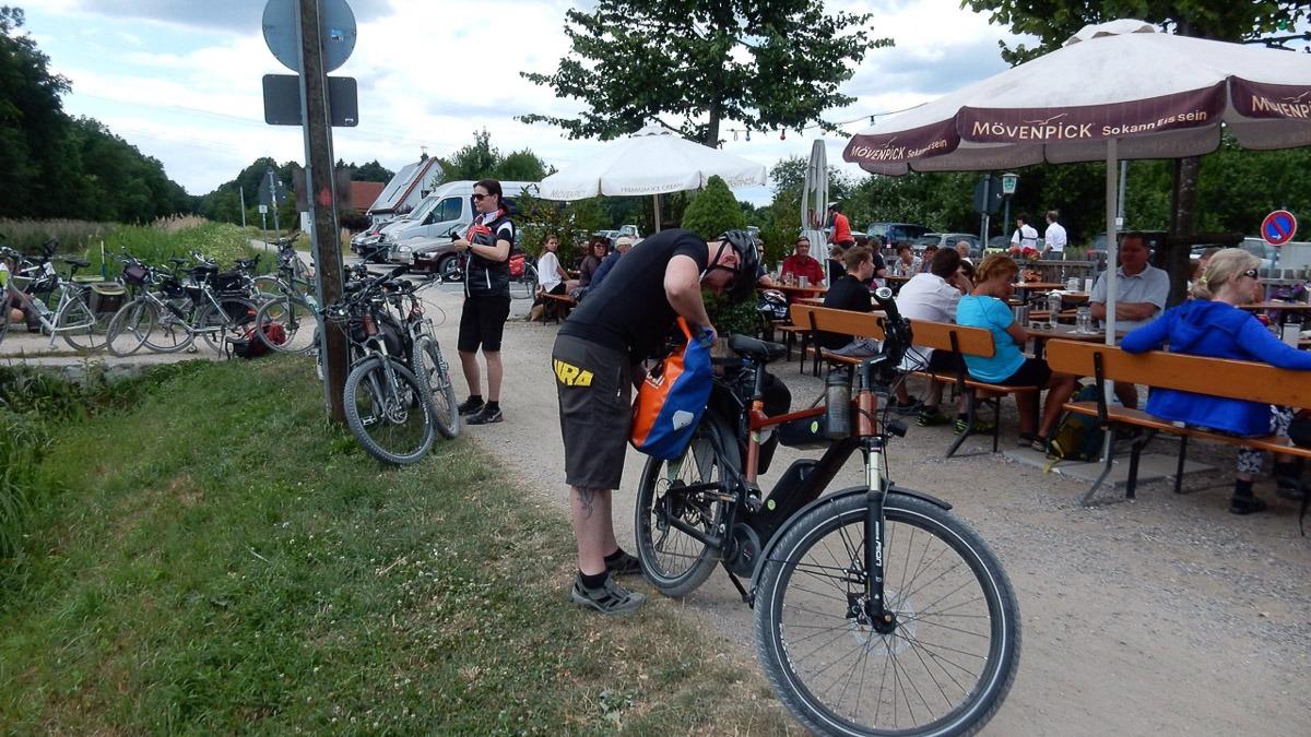 Radtour Nuernberger-Land