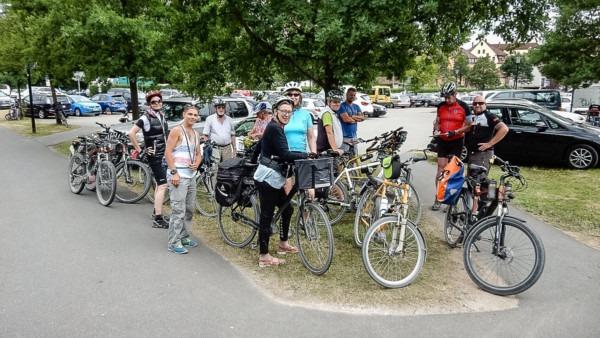 eBike-Tour Nürnberger Land