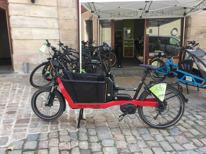 Riese Müller Packster Test-eBike
