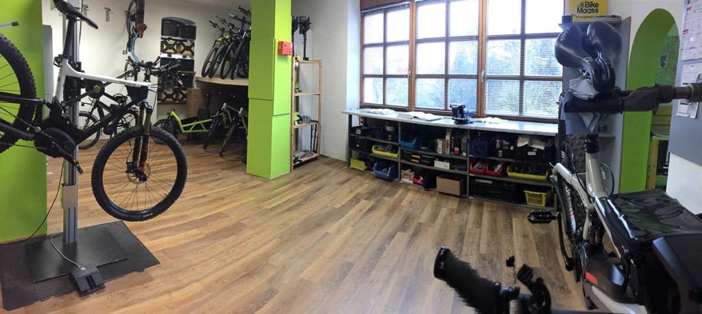 eBike-Werkstatt