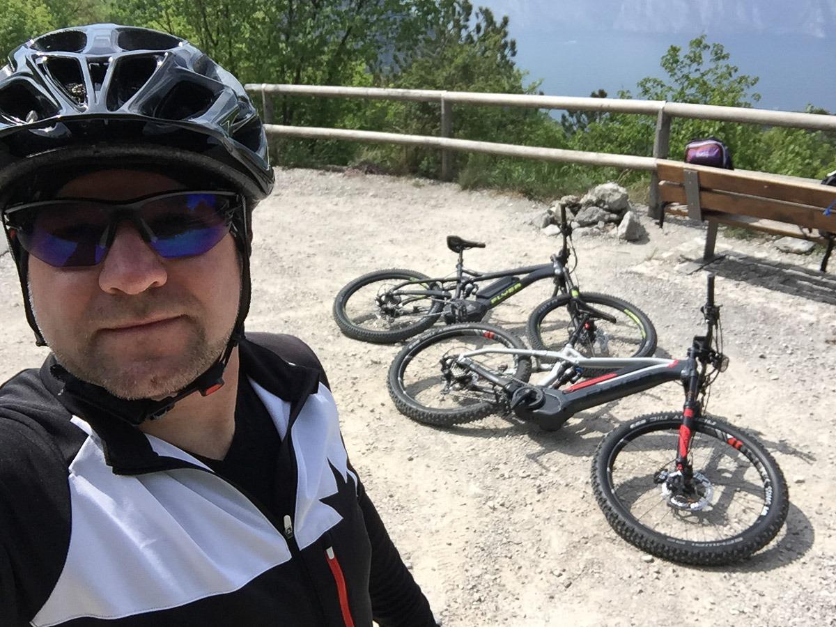 Gardasee-eBike-Tour