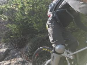 Passo Rocchetta - läuft – – hier: Nago-Torbole.