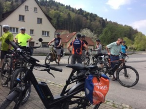 ADFC Nuernberger Land eBike Tour