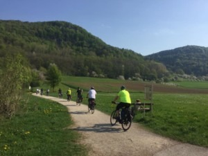 ADFC Nuernberger Land eBike Tour - Happurger See