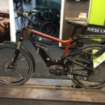Riese Müller Test-eBike Delite touring