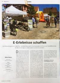 eBike Maass SAZbike Fachzeitschrift