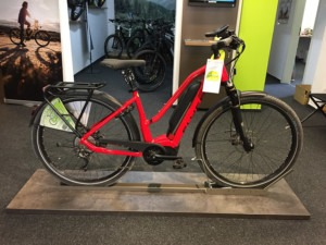 Flyer Test-eBike Upstreet5 7.10
