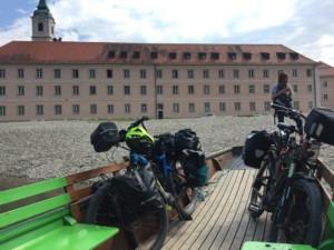 Radl-Tour mit Maximilian Semsch