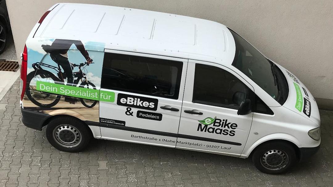 eBike-Bringservice