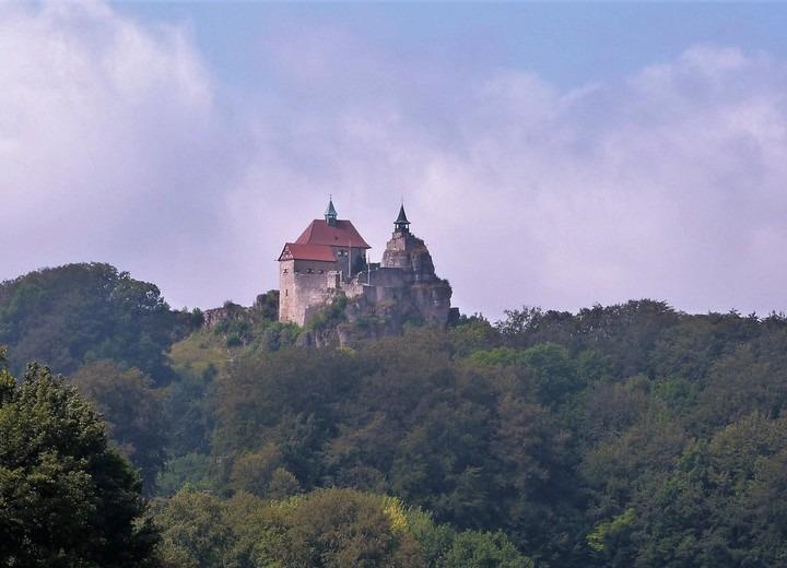 E-Bike-Tour zum Windbeutelessen in Hohenstein