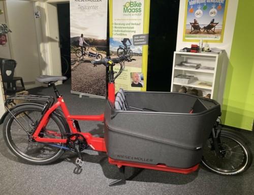 Riese & Müller Packster 70 MY2021 Testrad verfügbar! Cargo eBike!